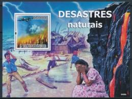 [401612]TB//**/Mnh-Sao Tomé-et-Principe 2006 - Catastrophe Naturelle - Naturaleza