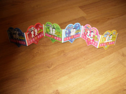 Tickets à Gratter  - LOTERIE NATIONALE Belge - Bande SPECIMEN Love Is 871 - Billets De Loterie