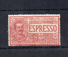 Italia - Regno - 1922 - Espresso Da Cent. 60 - Usato ??? - (FDC18417) - 1900-44 Victor Emmanuel III.