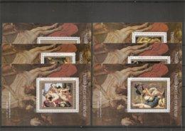 Rubens ( 59/62 + PA 31/32 De Guinée-Bissau En Feuillets XXX -MNH) - Rubens