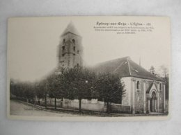 EPINAY SUR ORGE - L'église - Epinay-sur-Orge