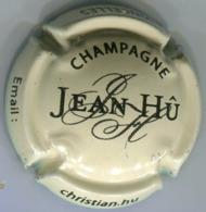 CAPSULE-CHAMPAGNE HU Jean N°06 Crème & Noir - Sonstige