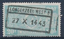 "TR 256 - ""LONDERZEEL-WEST 3"" - (ref. 29.781) - Railway"