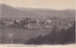 Vosges - Panorama De Saint-Etienne-les-Remiremont - Saint Etienne De Remiremont