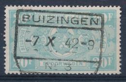 """TR 256 - """"BUIZINGEN Nr 3"""" - (ref. 29.782) - Railway"""