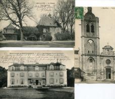 78 Yvelines 47 CP Diverses  37 écritesles Clayes Versailles Trappes  Envoi Gratuit - Frankreich
