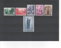 BELGIE - 1954 - TEN VOORDELE VAN DE RESTAURATIE VAN HET BEGIJNHOF VAN BRUGGE - Belgium