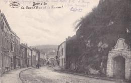 Jemelle La Grand Rue Et Le Tunnel - Other