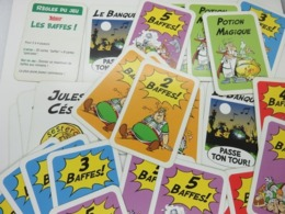 523 - Cartes Astérix - Les Baffes - Jeu De Cartes Kellogg - Albert René/Goscinny-Uderzo - Gift Cards