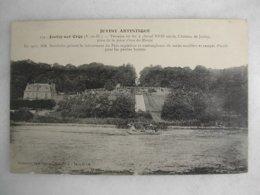 JUVISY SUR ORGE - Terrasse En Fer à Cheval - Château De Juvisy (animée Avec Barque) - Juvisy-sur-Orge