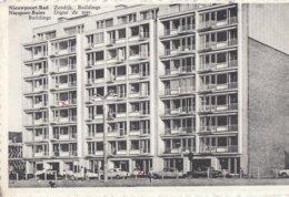 NIEUWPOORT / BUILDINGS OP DE ZEEDIJK - Nieuwpoort