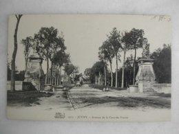 JUVISY - Avenue De La Cour De France - Juvisy-sur-Orge