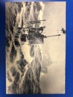 U-Boot. Aux Der Wacht. Wohlfahrts Karte - War 1914-18