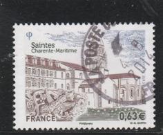 FRANCE 2013 SAINTES YT 4753 OBLITERE A DATE - France