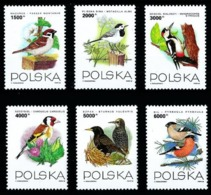 Polonia Nº 3254/9 Nuevo - Unused Stamps