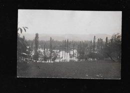 CARTE PHOTO DES INONDATIONS A SAINT QUENTIN SUR ISERE 38 - Autres Communes