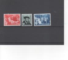 BELGIE - 1955 - TENTOONSTELLING KEIZER KAREL EN ZIJN TIJD GENT - SCHILDERIJEN - Belgium