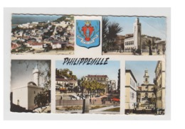 PHILIPPEVILLE - MULTI VUES - Skikda (Philippeville)