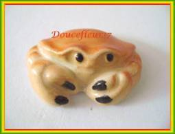 Clamecy .. Port De Pêche .. N°1 Crabe Marron .. Ref AFF : 47-2002 ..( Boite 4) - Frühe Figuren