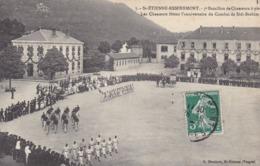 Vosges - Saint-Etienne-Remiremont - Batailon De Chasseurs à Pied - Les Chasseurs Fêtent L'anniversaire Du Combat De Sidi - Francia