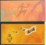 Bloc Souvenir N°2 - Jeux Olympiques D'Athènes - 2004 (bloc Avec Timbre YT 3687) - Neuf Avec Carte Sans Blister- Raa4201 - Souvenir Blokken