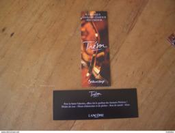 Carte Lancome Trésor St Valentin Signet - Perfume Cards