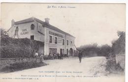 Vosges -  Café Clolery (lieu Dit Hôtel Enfoncé) - Point Culminant De La Route De Plombières Au Val-d'Ajol (alt. 620 M.) - France
