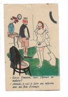 Illustration      -  Jeunes  Mariés - Humor