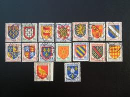 899-900-901-902-903-952-953-954-958-959-1000-1001-1002-1003-1004-1005  Armoiries  1951 - Francia