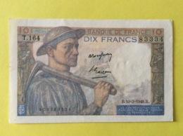 Mineur Type 1949  Parfait état Comme Neuf Superbe Billet Sans Trace D Aiguille - 1871-1952 Circulated During XXth