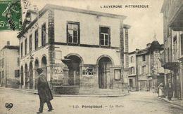 CPA PONTGIBAUD - La Halle (106025) - Frankreich