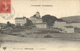 CPA Env. D'OLLIERGUES - Le BRUGERON (106315) - Frankreich