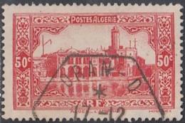 Algérie - Oblitération De Oran D Sur N° 112 (YT) N° 113 (AM). - Usados
