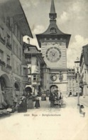 Bern Zeitglockenturn Attelages Chevaux Commerces  RV - BE Berne