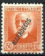Tánger Nº 79 En Nuevo - Marruecos Español