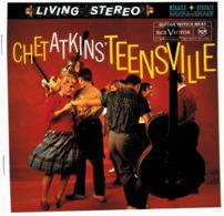 CD N°3512 - CHET ATKINS' TEENSVILLE - COMPILATION 12 TITRES - Country Et Folk