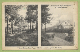 43 Barandons Chambon Sur Lignon Maison De Repos Armée Du Salut Env De Mézenc Yssingeaux Saint Agrève - Le Chambon-sur-Lignon