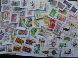 Lot De 200 Timbres De France Avec Les Dernières Nouveautés - Stamps