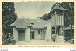 WW PARIS 1925. Exposition Internationale Des Arts Décoratifs. Ferme Berrichonne - Expositions