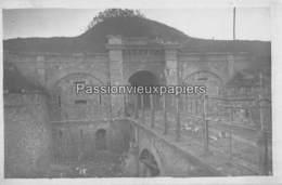 CARTE PHOTO ALLEMANDE FORT De BRIMONT 1917 - Frankrijk