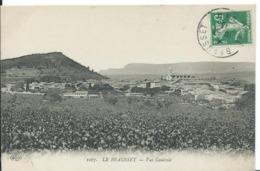 LE BEAUSSET  ( VAR )     VUE GÉNÉRALE - Le Beausset