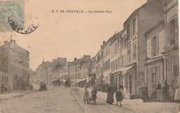 CPA CHAVILLE 92 - La Grande Rue - Chaville