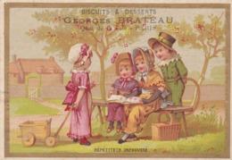 Biscuits  &  Desserts  GEORGES  BRATEAU - Altri