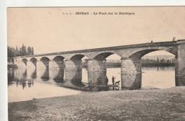***  24  ***  SIORAC  Le Pont Sur La Dordogne - TB (petit Décollement Feuillets) - Andere Gemeenten