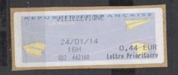 2014  Vieillevigne - 2000 «Avions En Papier»