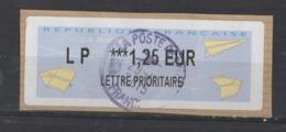 2015  Lettre Prioritaire - 2000 «Avions En Papier»