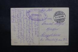 ALLEMAGNE - Carte Postale De Marienburg En Feldpost Pour Lingolsheim En 1916 - L 47478 - Cartas