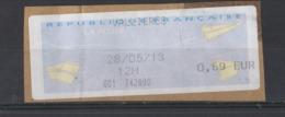 2013  Vallières - 2000 «Avions En Papier»