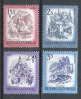 Österreich/Austria Mi. Nr.: 1439 - 42 Postfrisch (oep70er) - 1961-70 Ungebraucht