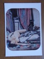 Naakt, Nude, Naked / Early Erotique - Jules Dubosq Soleil -> Ne Pas écrit - Nus Adultes (< 1960)